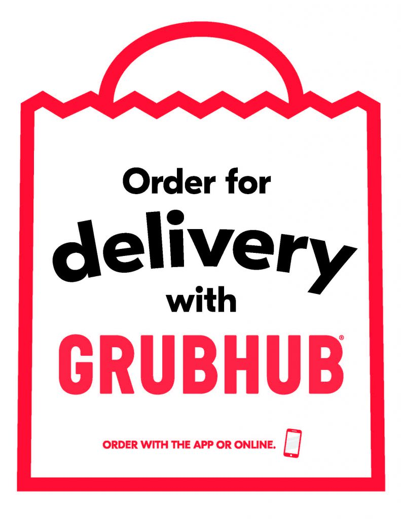 order for delivery with grubhub